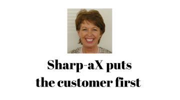 Sharp-aX launches new Customer Hub