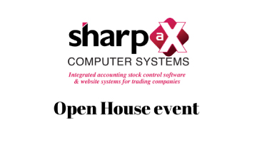 Sharp-aX Computer Systems Open House