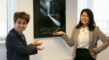 Sharp-aX Employs Corporate Graduates
