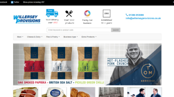 Willersey Provisions website goes live!