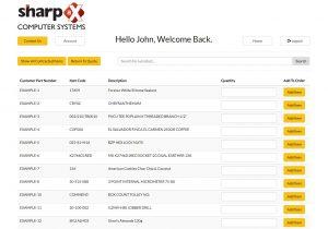 B2B Web Portals