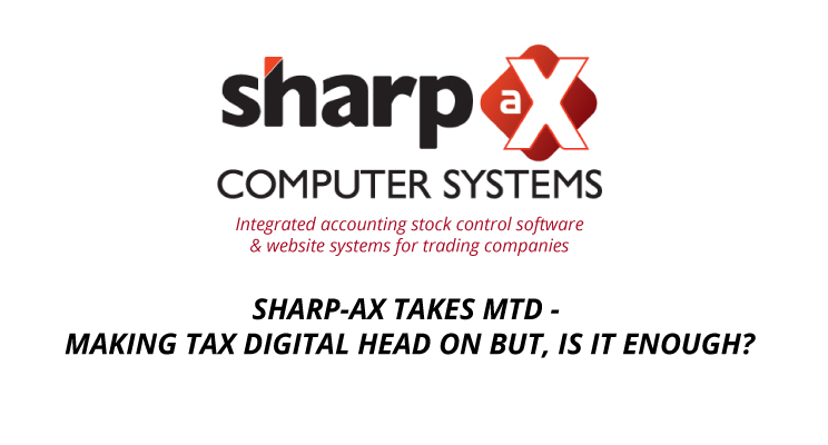 Sharp aX Takes MTD